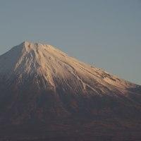 12/31の富士山