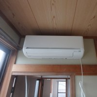 羽生市1 エアコンの取り付け工事