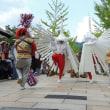 津和野弥栄神社の鷺舞神事
