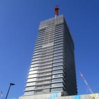 JPタワーとJRゲートタワー
