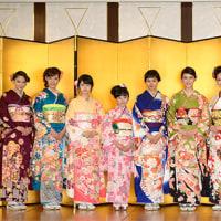 その1 着物日本文化を目で味わってます!!
