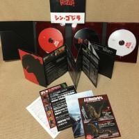 シン・ゴジラ、Blu-ray版購入!