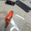 HPIレーシングストラトスホイール塗り替え