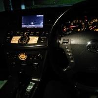 俺の車夜中の運転