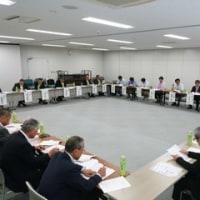 県土整備部長との意見交換会の開催(富岡支部)
