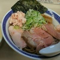 伊勢崎市 濃厚鶏豚骨魚介つけ麺 かず屋 3