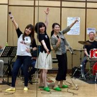 バンド練習 V-Sisters登場!(2016年10月10日)