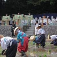 Nukiho Festival at Fushimi-Inari-Taisha shrine in Kyoto