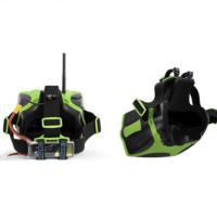 5%off-Headplay SE 5.8G 40CH 1200*600 FPV ゴーグル ビデオメガネ ヘッドセット在庫あり