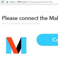 ノンプログラムで「IoTやAJAX→Twitterでつぶやく」とか・・・IFTTT
