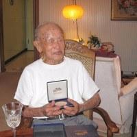 102歳のトムさん