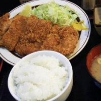 まんぷく食堂 ジャンボチキンカツ定食