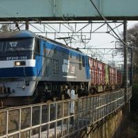 2017年3月25日 東海道貨物線 東戸塚 EF210-155 8052レ