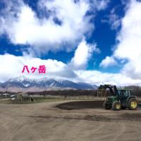 八ヶ岳とチモ💕