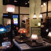 大和大和屋さんでの展示です。