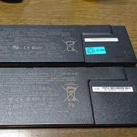 作業用PCのバッテリー交換