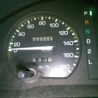 【日記】3/28 99999km.