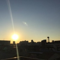 澄みきった空気が気持ちいい朝ですね(^o^)(^o^)