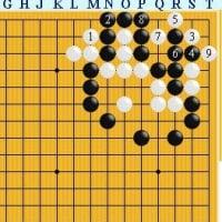 囲碁死活1383 碁経衆妙