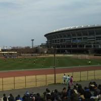 横浜Fマリノスとの練習試合 2017