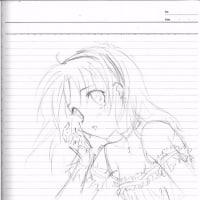 ノート楽描き