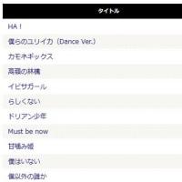 1月18日(水)テレビ出演情報。22時~大島優子さん出演ドラマ「東京タラレバ娘」第1話など