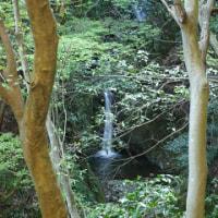 比河川の滝