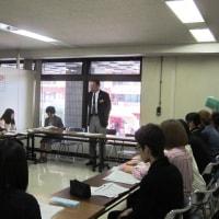 フレッシュな農業大学校入校生が仙台普及センター訪問