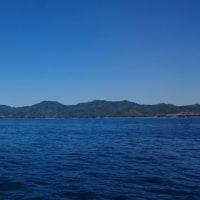 和歌山向け航行