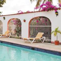 プエルトリコのお家