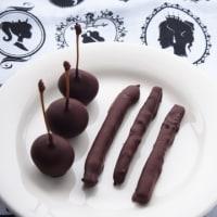 引き続き大雪&チョコレート!