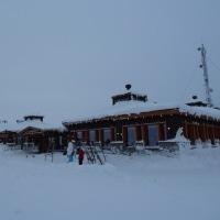 フィンランドの旅 サーリセルカのスキー場へ・・・