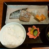 魚屋長久 焼き魚定食