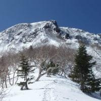 個人ガイド 八ヶ岳 阿弥陀岳 北稜