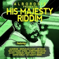 ALBOROSIE Presents/HIS MAJESTY RIDDIM