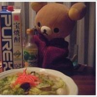 『ヘイトフル・エイト』 with 宝焼酎