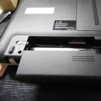 2016/11/15 PCのバッテリーチェック