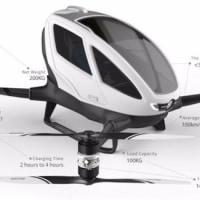 セルフフライングタクシー - AAV Self-flying taxi - AAV
