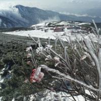 初雪白山2016