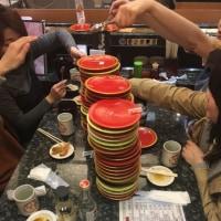 回転寿司へ!(番外編)