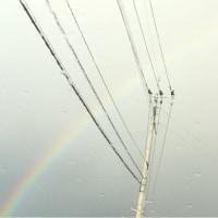 二本の虹を見た