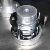 Don Iovino 4500CI &Avail Microcast Spool調整作業後