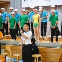 H28あにわ祭総練習(全体)