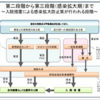 新型インフルエンザA(H1N1)対策 第一段階から第二段階へ!