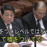 北海道がんセンター名誉院長・西尾氏 / 「TPP、党としてウソをついて恥ずかしくないのか」