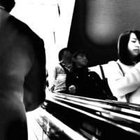 大阪駅交差
