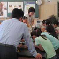 学校公開・地域教育連絡協議会・道徳授業地区公開講座