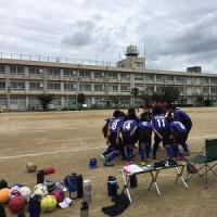 中央杯 2日目 対日置荘西、野田戦