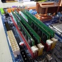 古いパーツを集め、PCを1台組んでみます。(その6)