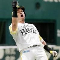 バンデンハークが3ヶ月ぶりの1軍復帰戦を白星で飾る!松田は1試合2本塁打!